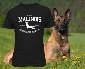 Malinois Because German Shepherds Need Heroes Too